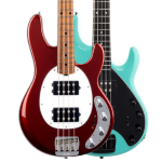Новый Ernie Ball Music Man StingRay